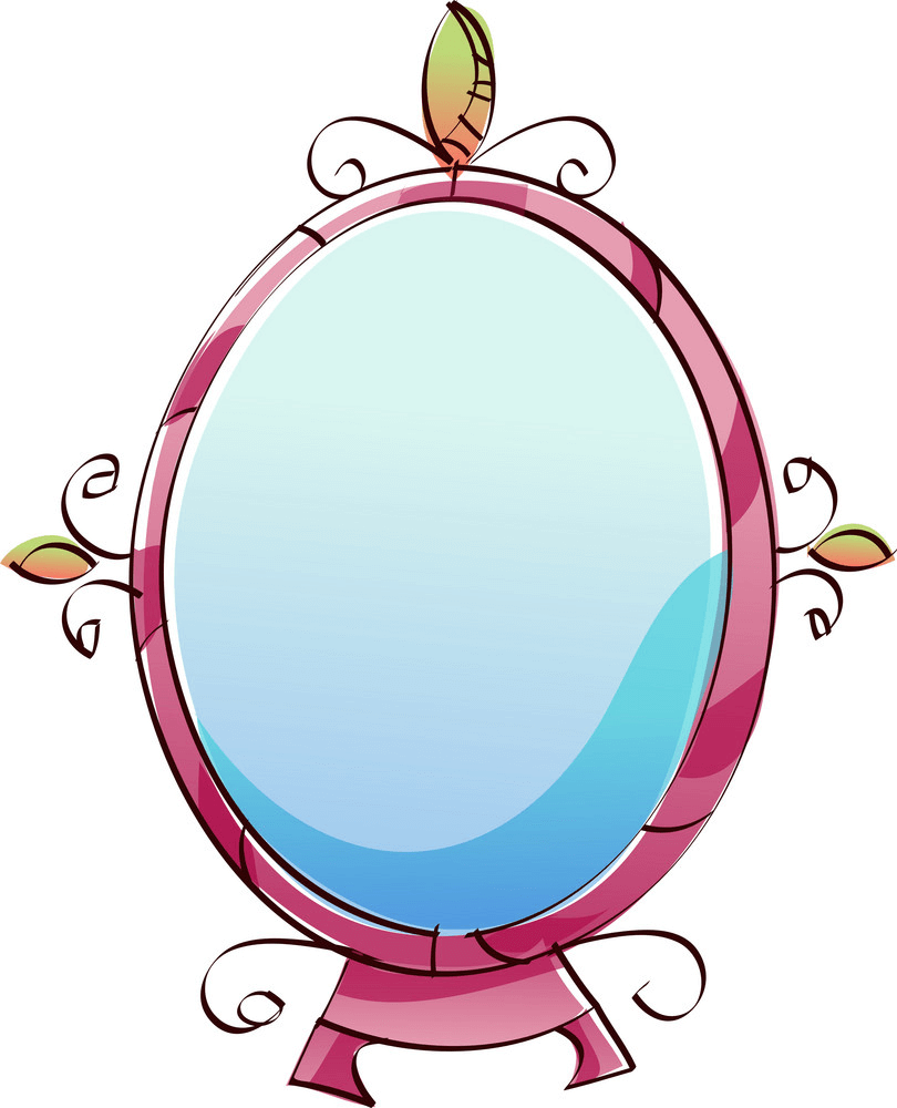 Mirror clipart