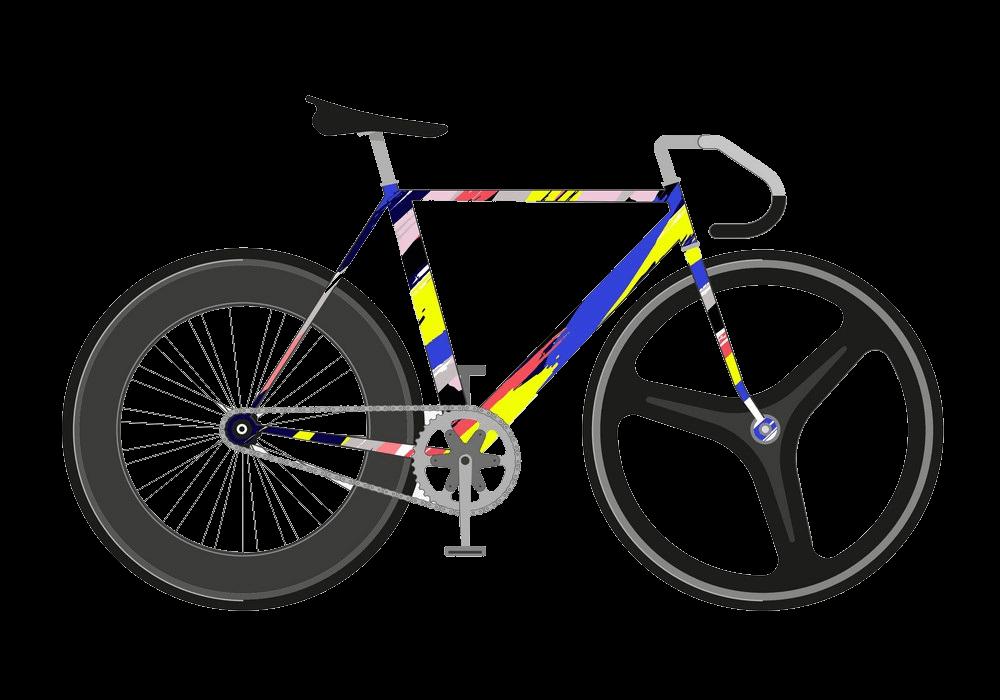 Nice Bike clipart