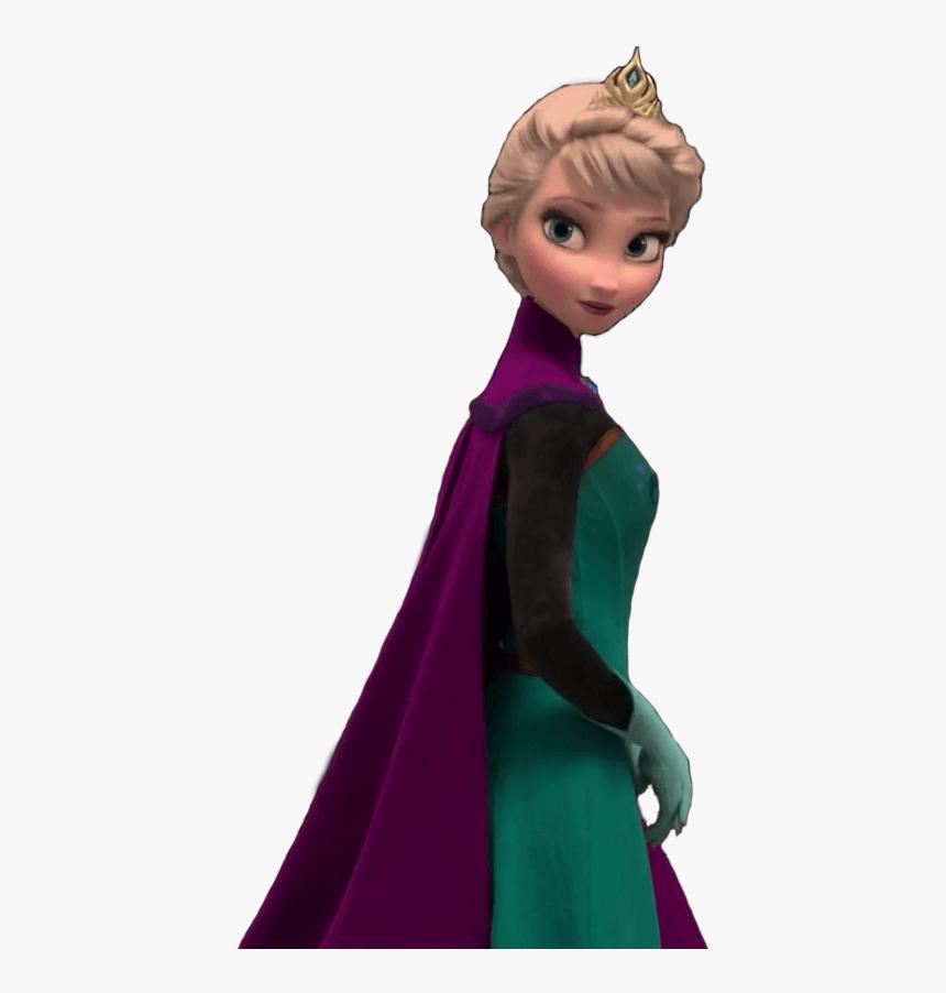 Queen Elsa from Frozen clipart