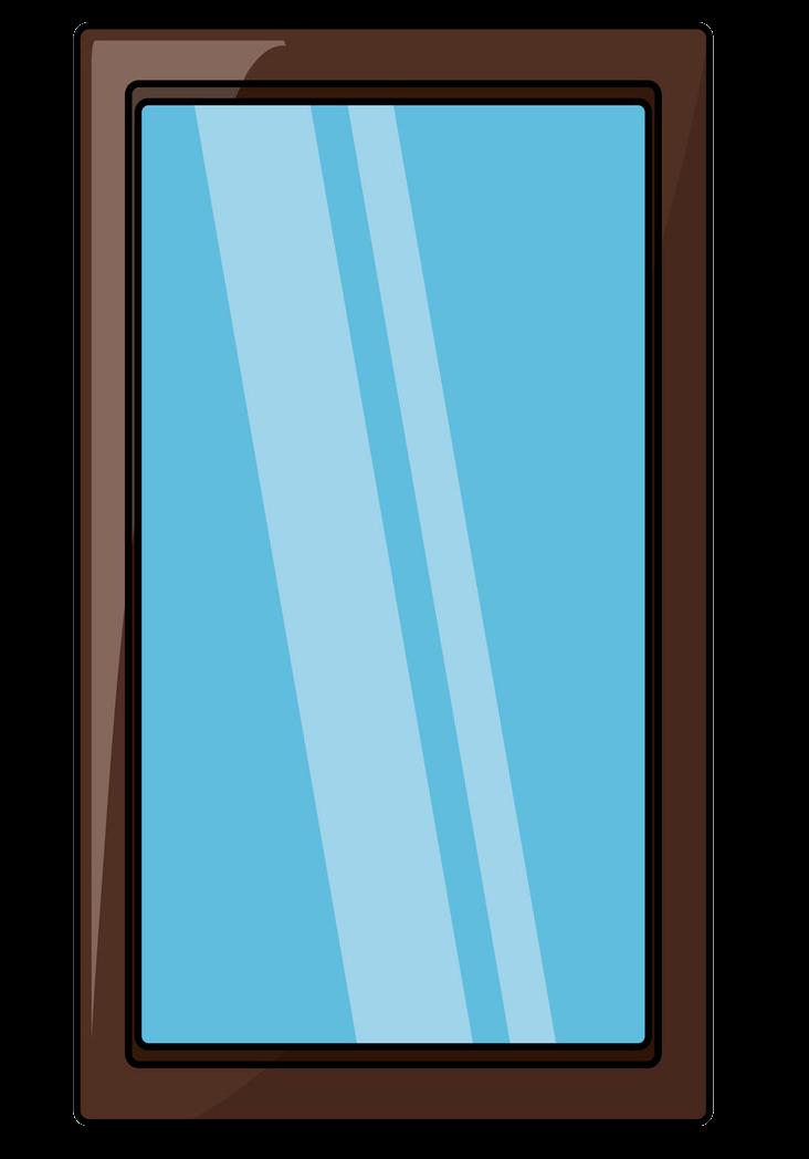 Rectangle Mirror clipart transparent