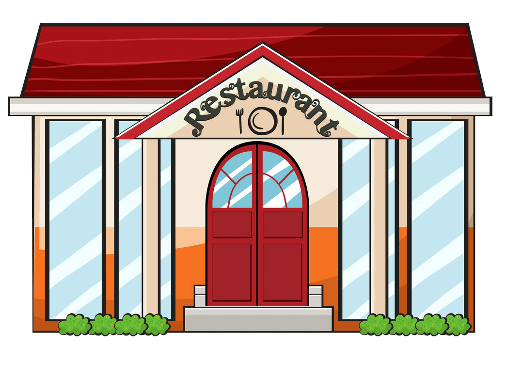 Restaurant clipart transparent