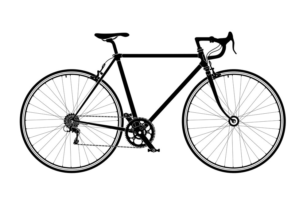 Road Bike clipart