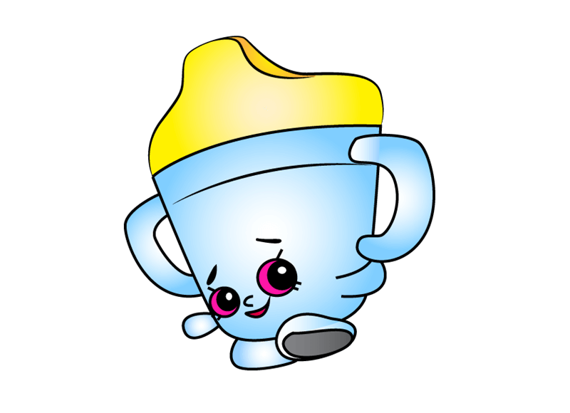 Sippy Sips Shopkins clipart
