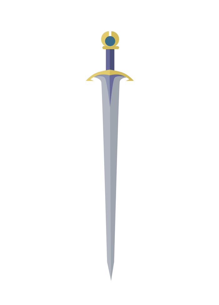 Steel Sword clipart