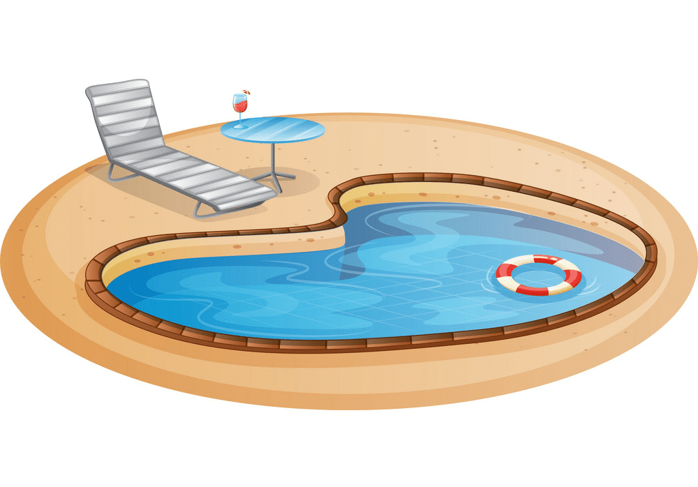 Swimming Pool clipart image