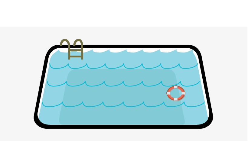 Swimming Pool clipart png free
