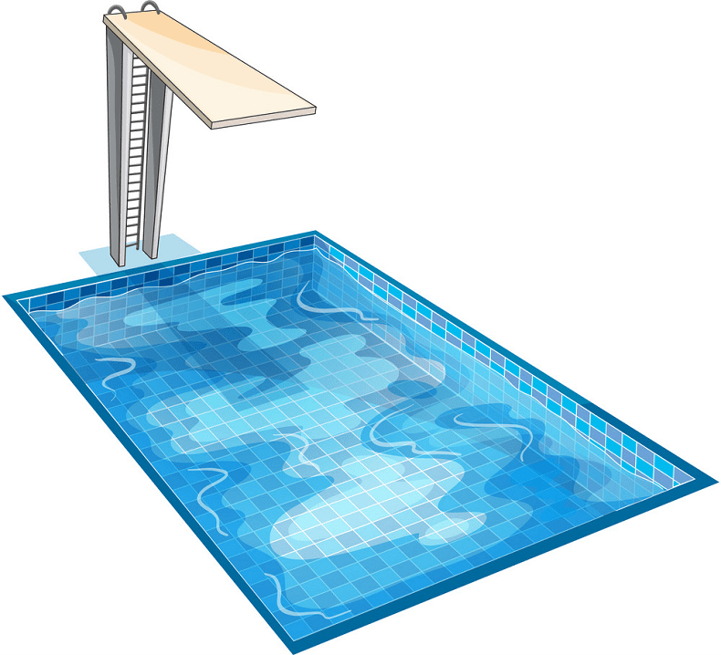 Swimming Pool clipart png image