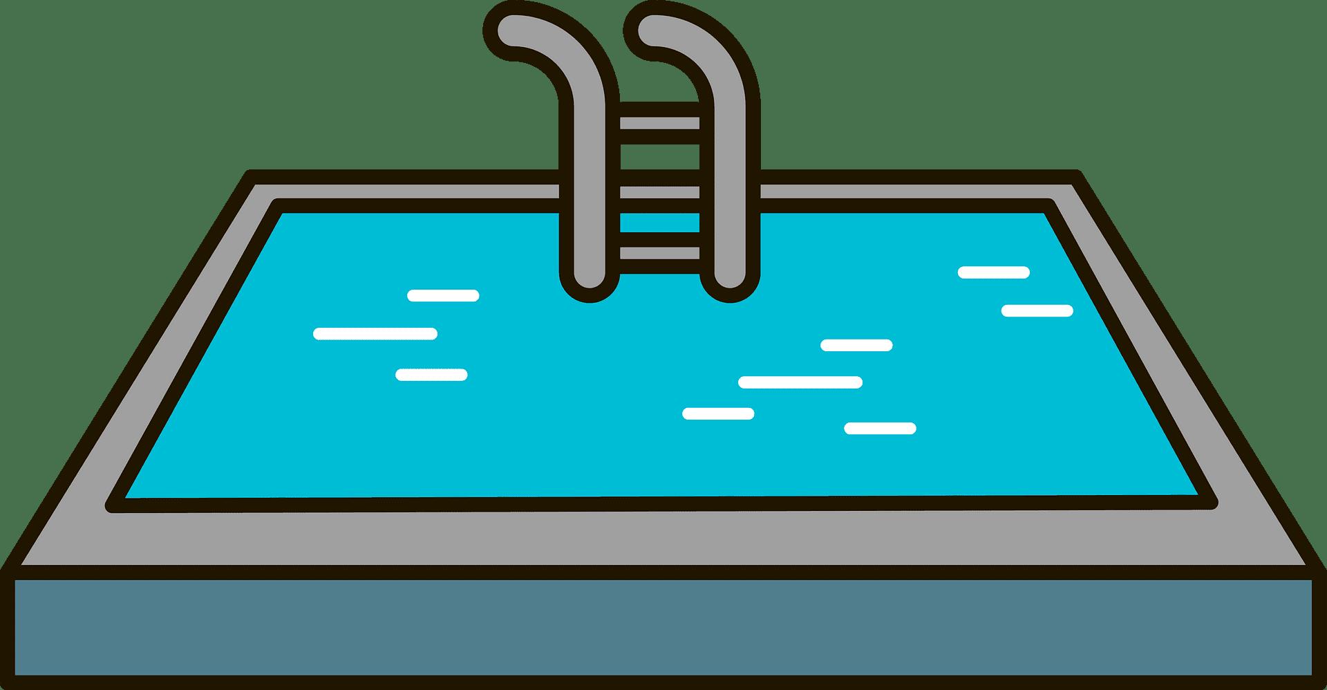 Swimming Pool clipart transparent 1