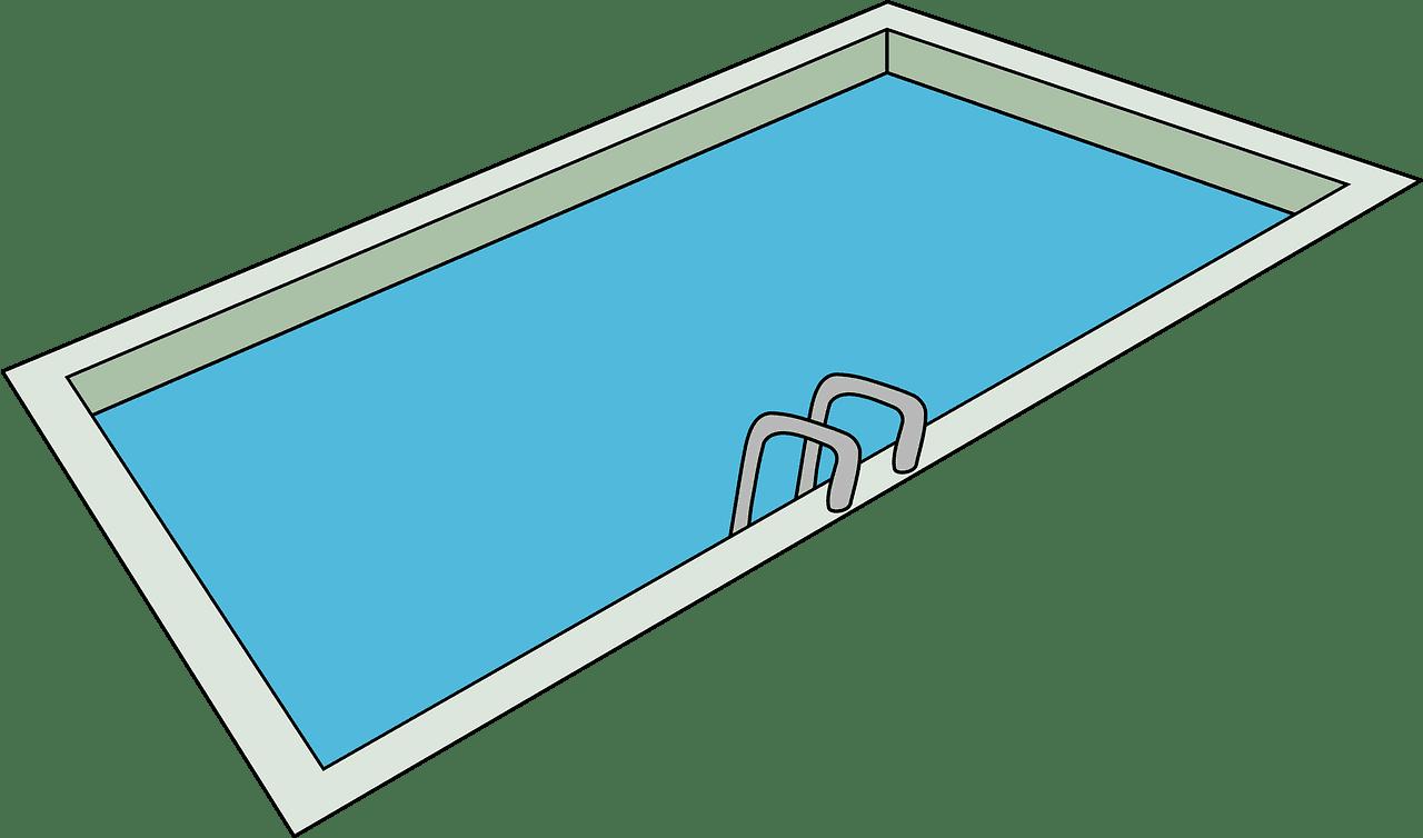 Swimming Pool clipart transparent