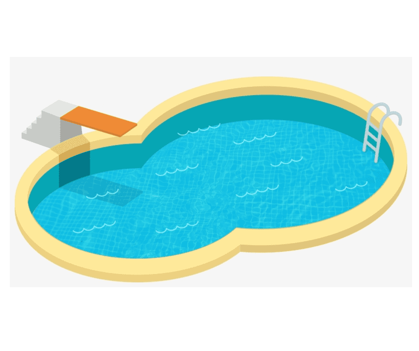 Swimming Pool clipart