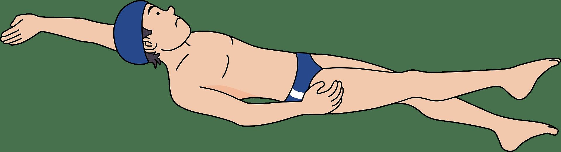Swimming clipart transparent 8