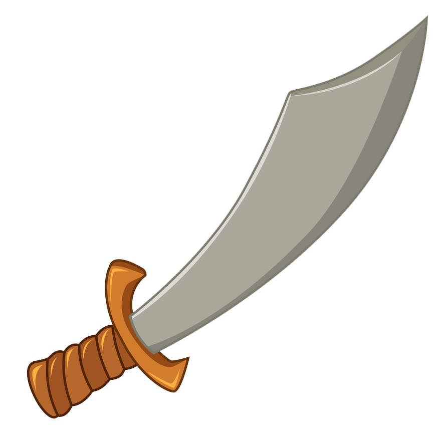Sword clipart transparent 1
