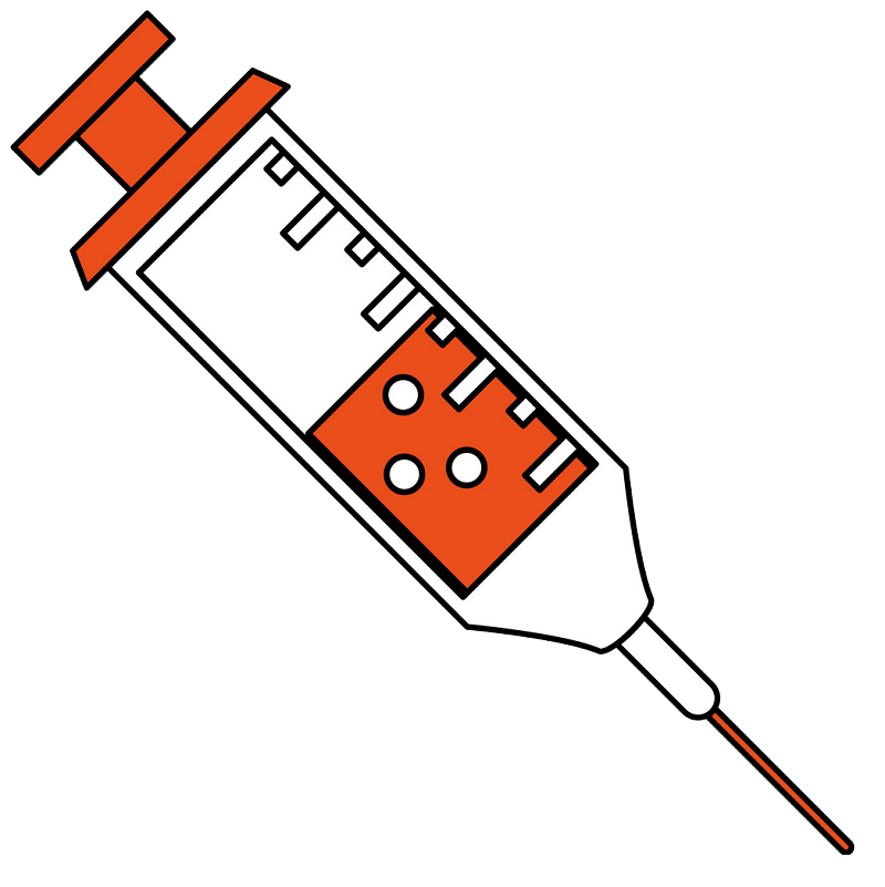 Syringe clipart transparent 6