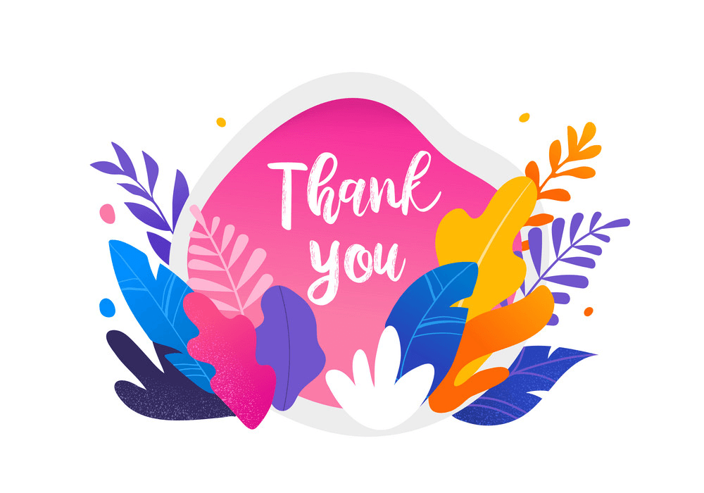 Thank You clipart 17