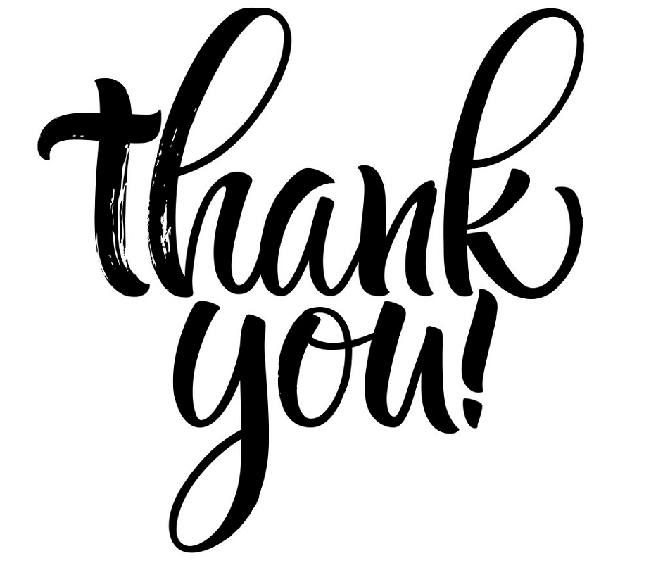 Thank You clipart 18 - Clipart World