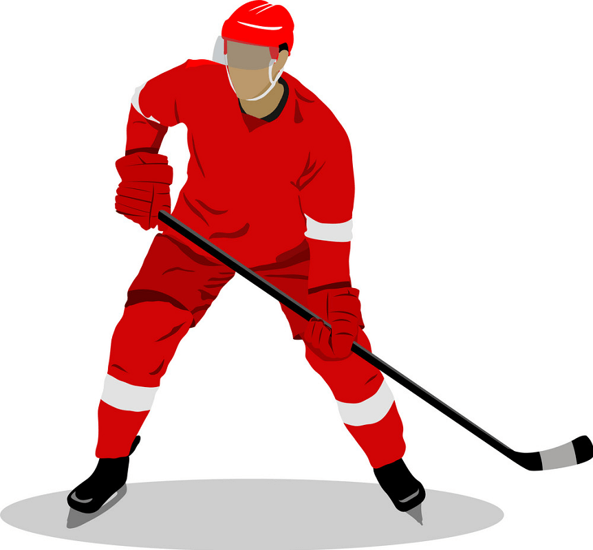 Ice Hockey clipart png