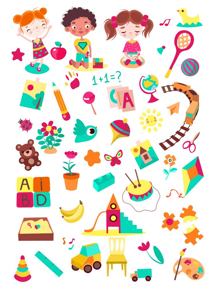 Kindergarten clipart 16