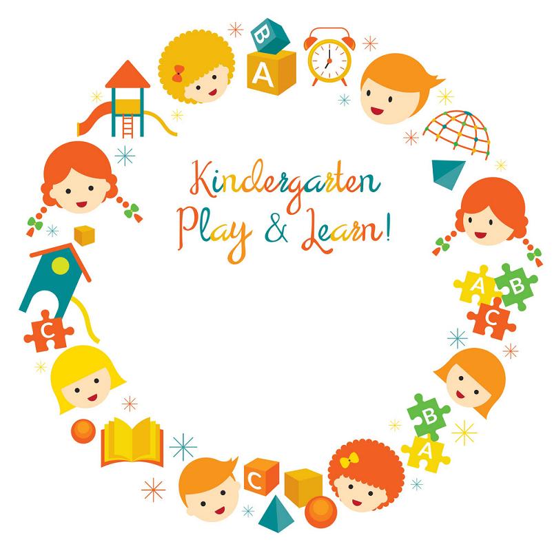 Kindergarten clipart 4