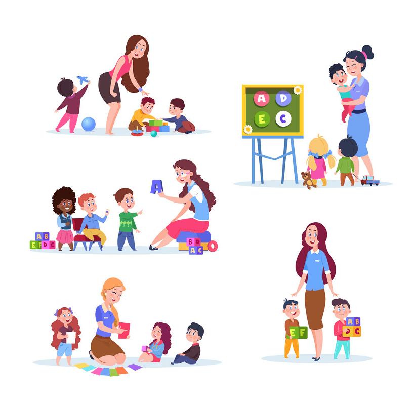 Kindergarten clipart 5