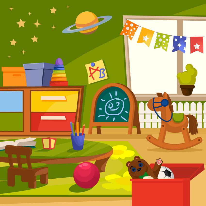 Kindergarten clipart 6