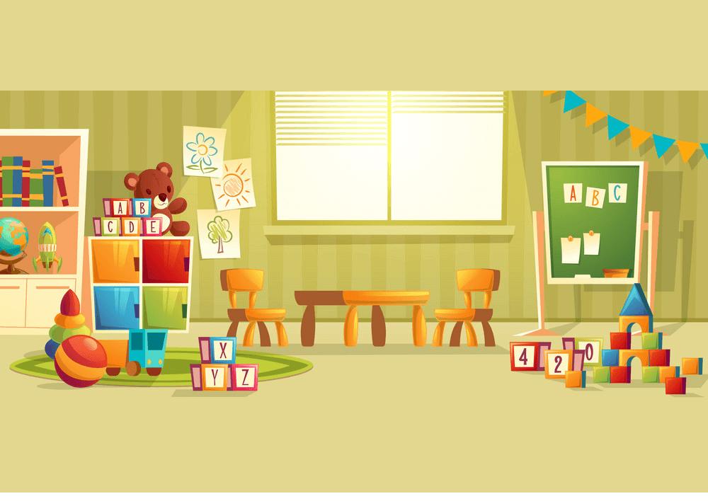 Kindergarten clipart 7