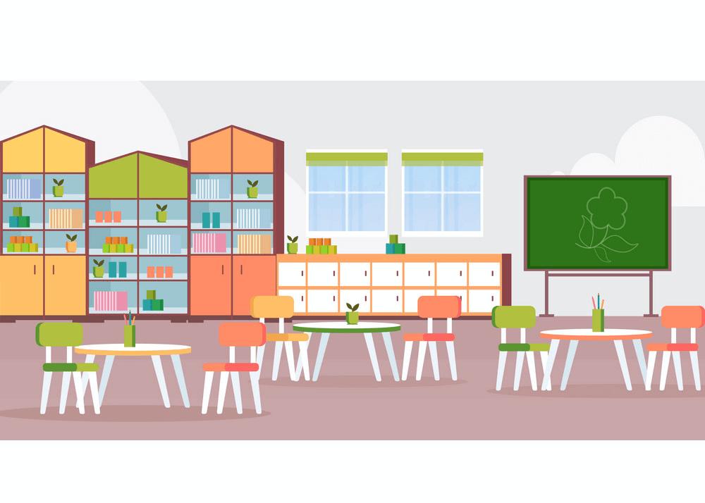 Kindergarten clipart 8
