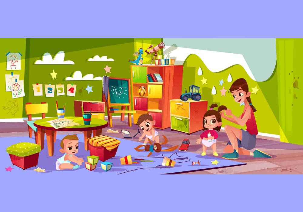 Kindergarten clipart 9