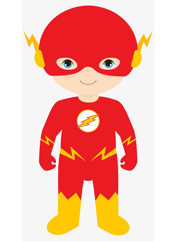 The Flash clipart