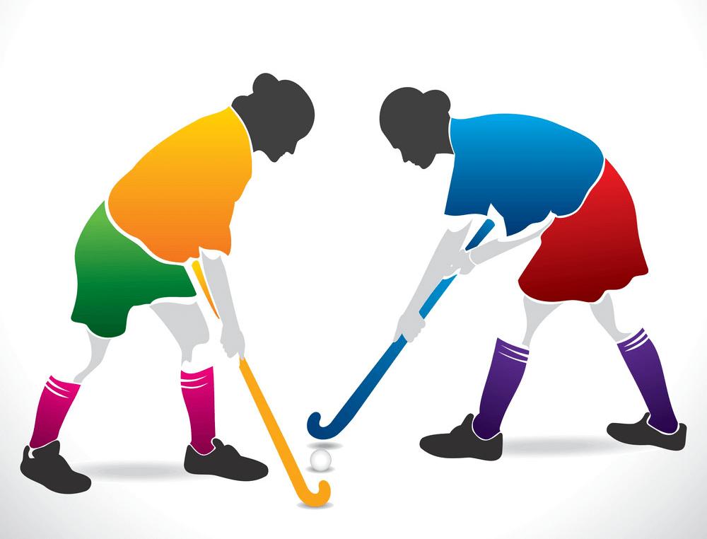 Women Hockey clipart