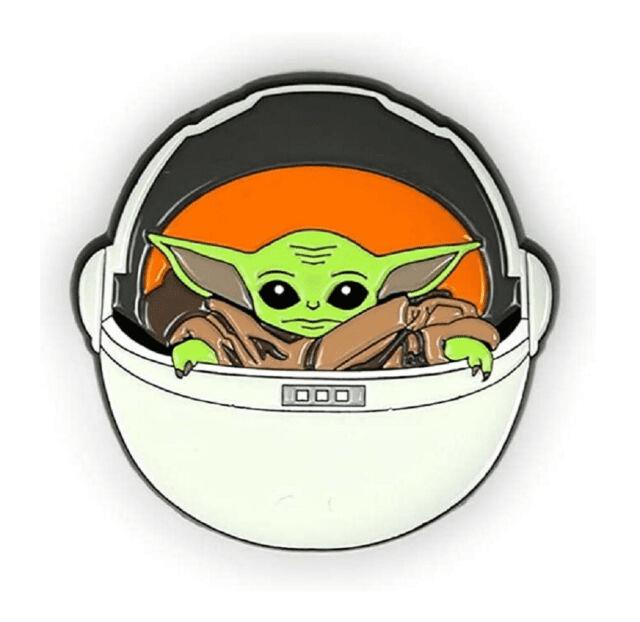Baby Yoda clipart image