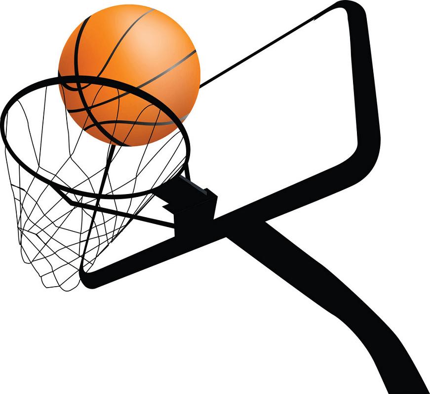 Basketball Hoop clipart 4