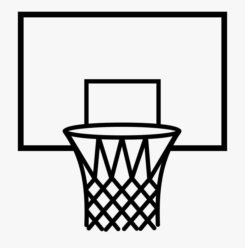 Basketball Hoop clipart 6