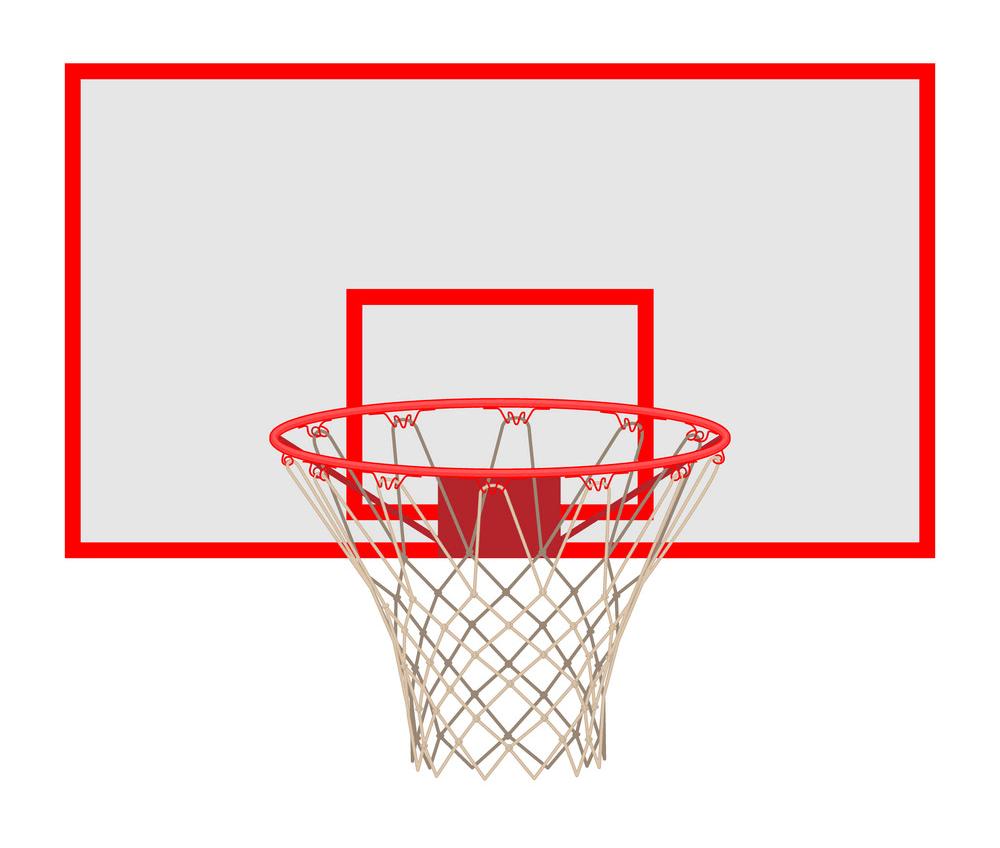 Basketball Hoop clipart download