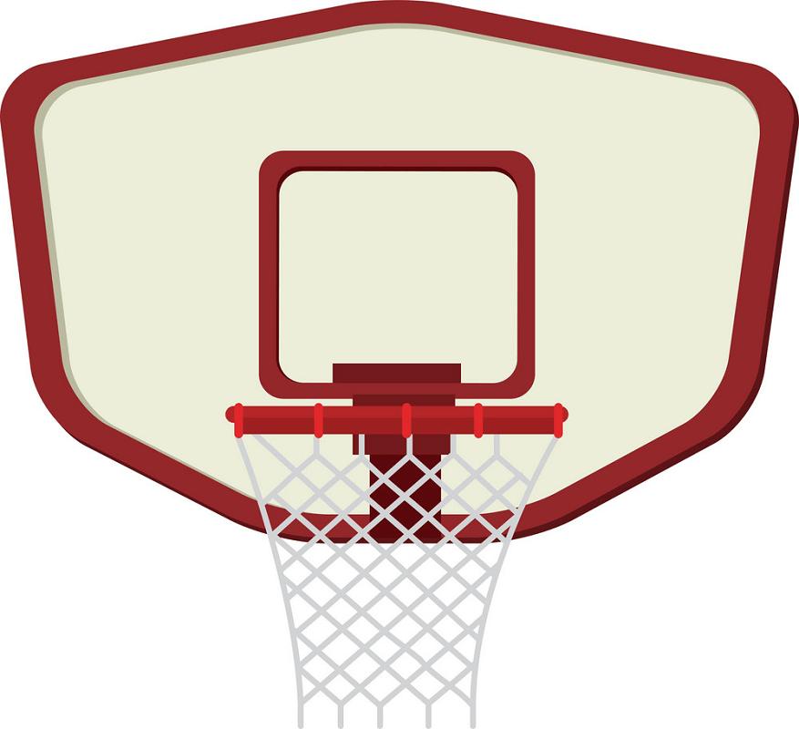 Basketball Hoop clipart image