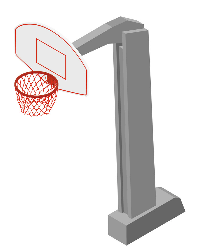 Basketball Hoop clipart picture