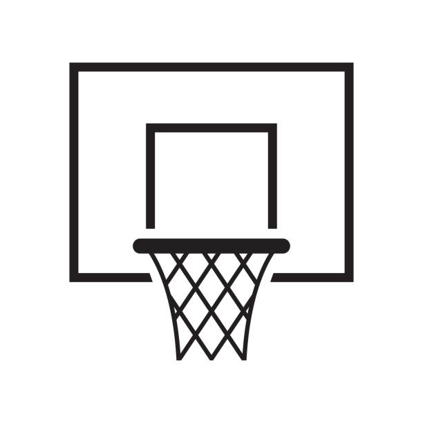 Basketball Hoop icon clipart png