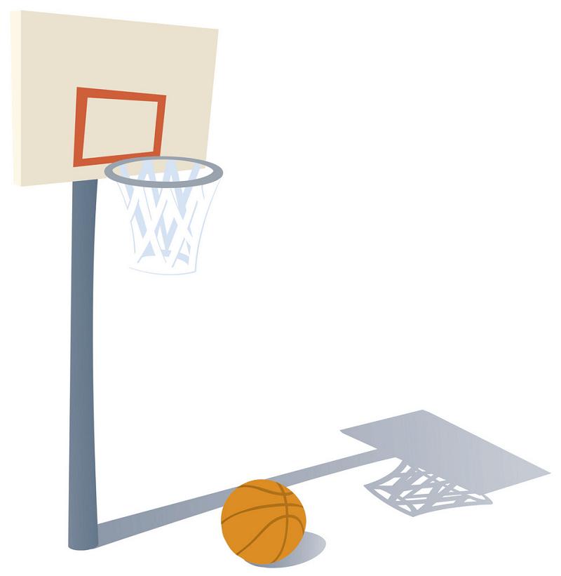 Basketball Hoop png clipart