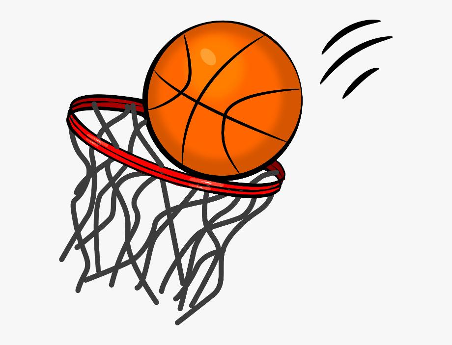 Clipart Basketball Hoop 2