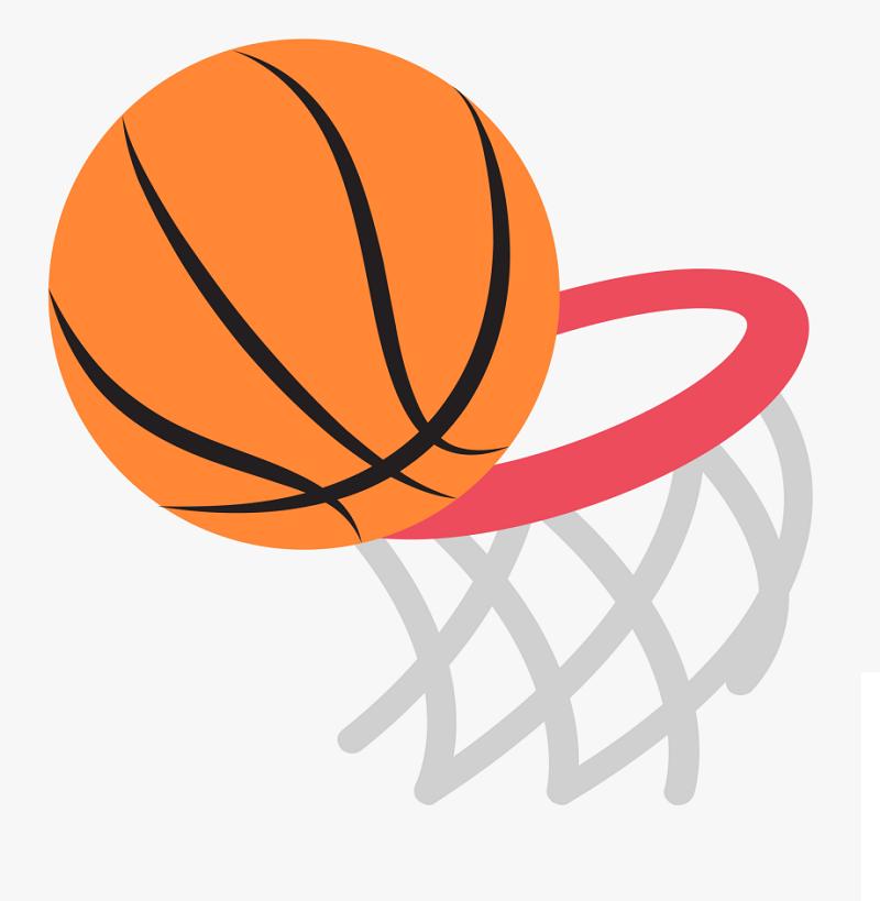 Clipart Basketball Hoop 3