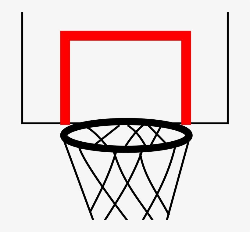 Clipart Basketball Hoop free