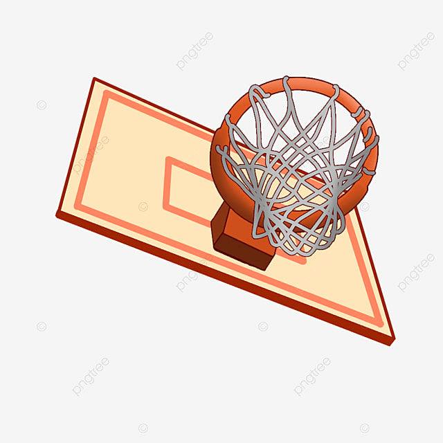 Clipart Basketball Hoop png