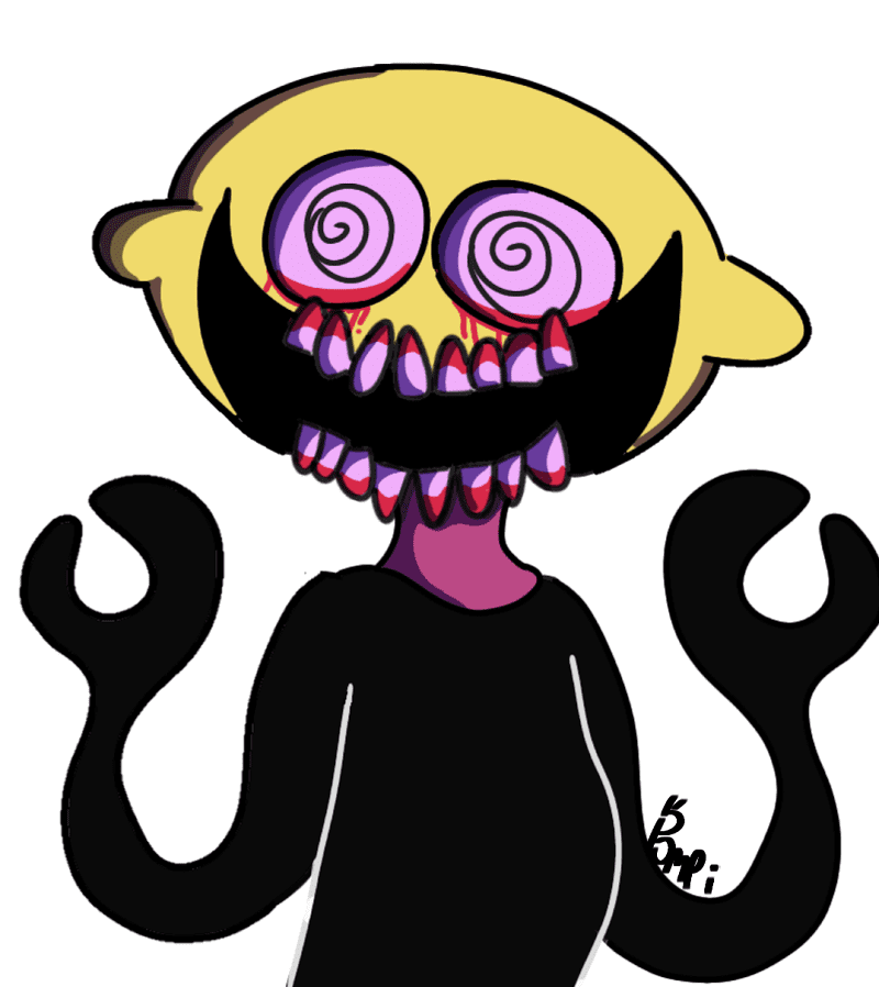 Clipart Friday Night Funkin Monster