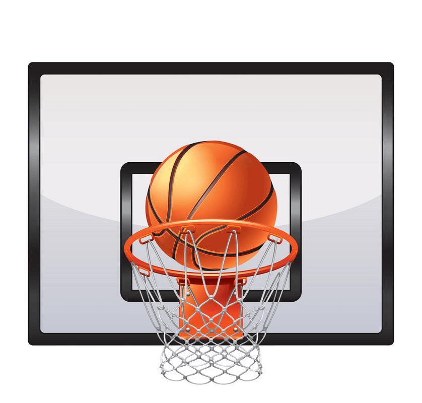Download Basketball Hoop clipart