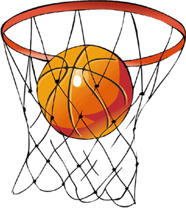 Download Clipart Basketball Hoop