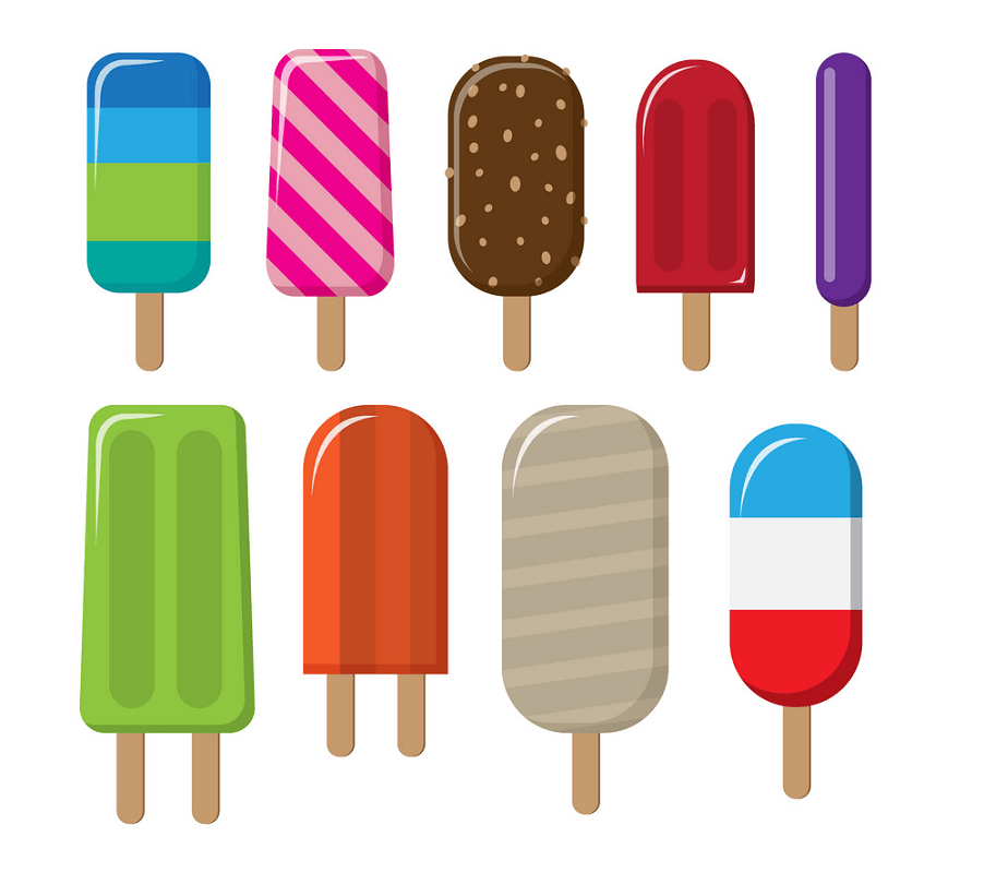 Download Popsicle clipart free