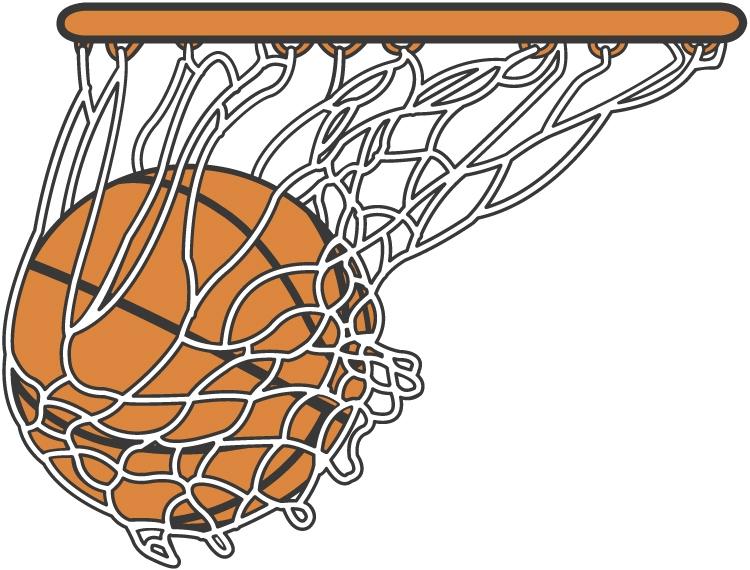 Free Clipart Basketball Hoop