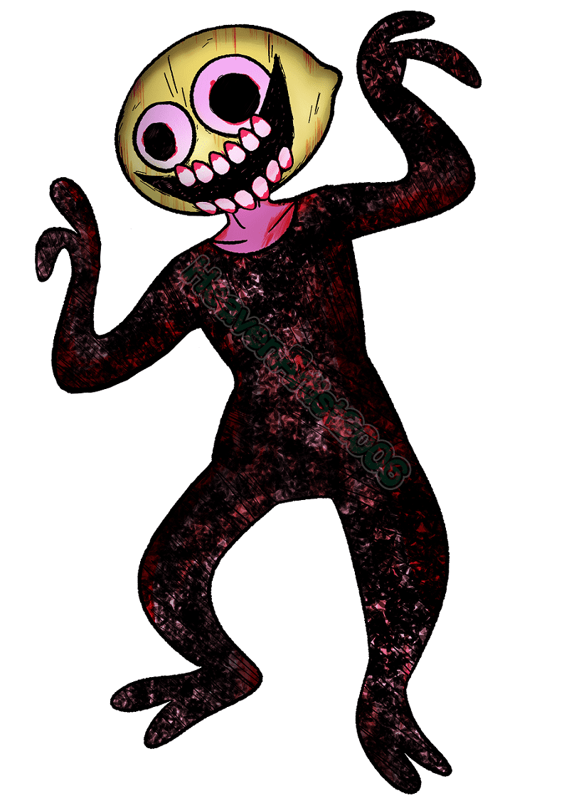 Friday Night Funkin Monster clipart