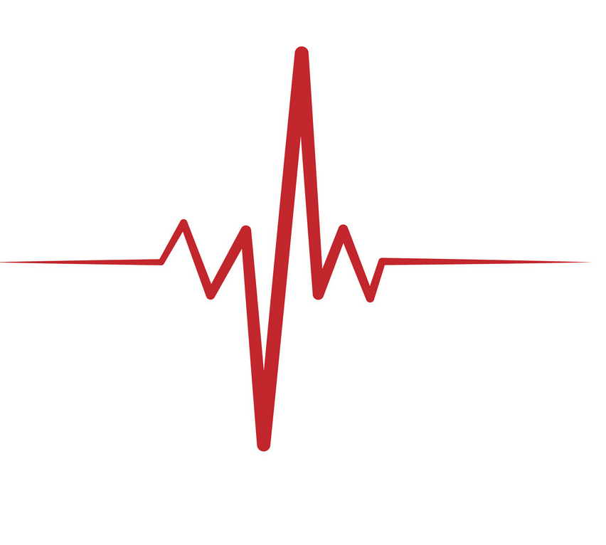 Heartbeat Line clipart 1