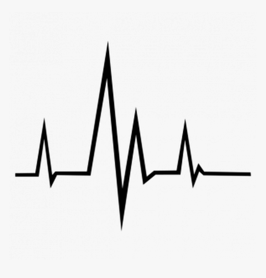 Heartbeat Line clipart free