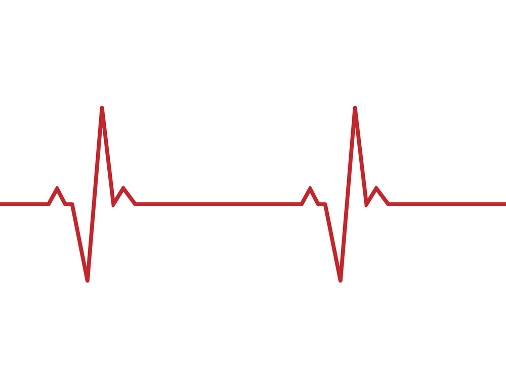 Heartbeat Line clipart